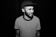 Kaytranada poses for a portrait at The Echoplex in Los Angeles, CA, USA, part of Red Bull Sound Select Presents 30 Days in LA, on 22 November, 2015.