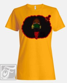 focsi-womens-gold-justice-natural-hair-art-afro-pick-t-shirt