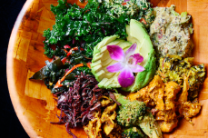 Khepra's Raw Food Juice Bar (Washington D.C.)