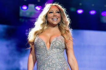NEW ORLEANS, LA - JULY 02: Mariah Carey performs at the Mercedes-Benz Superdome on July 2, 2016 in New Orleans, Louisiana. (Photo by Erika Goldring/Getty Images)