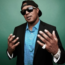 BEVERLY HILLS, CA- AUGUST 9: (EDITORS NOTE: This image has been digitally altered) Master P from Reelz's 'Master P's Family Empire' poses in the Getty Images Portrait Studio powered by Samsung Galaxy at the 2015 Summer TCA's at The Beverly Hilton Hotel on August 9, 2015 in Beverly Hills, California. (Photo by Maarten de Boer/Getty Images Portrait)