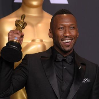 Mandatory Credit: Photo by David Fisher/REX/Shutterstock (8434887du) Mahershala Ali - Actor in a Supporting Role - 'Moonlight' 89th Annual Academy Awards, Press Room, Los Angeles, USA - 26 Feb 2017