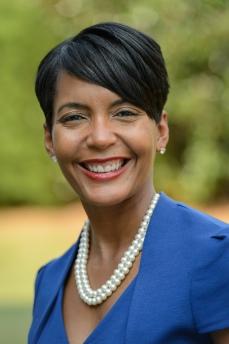 September 8, 2013. Atlanta, GA City Councilwoman Keisha Lance Bottoms. Photograph by Michael A. Schwarz.