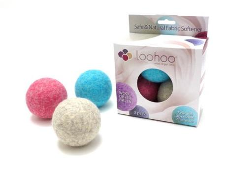 Loo Hoo Wool Dryer Balls